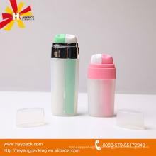 2*8ml plastic dual spray bottle